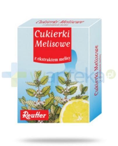 Reutter cukierki z ekstraktem melisy 50 g