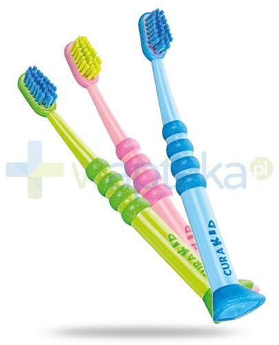 Curaprox CuraKid 4260 szczoteczka do zębów dla dzieci 0-4+ 1 sztuka