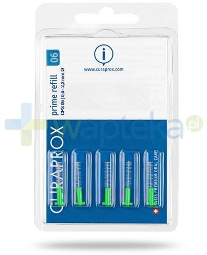 Curaprox Prime Refil CPS 06 szczoteczki międzyzębowe 5 sztuk