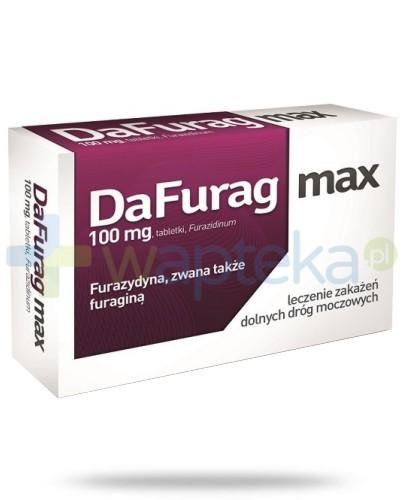 DaFurag max 15 tabletki