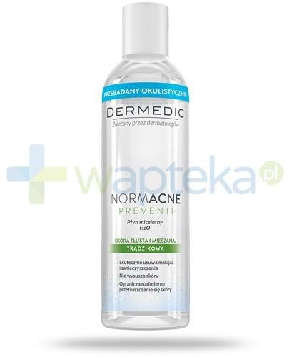 Dermedic Normacne Preventi płyn micelarny H2O 400 ml