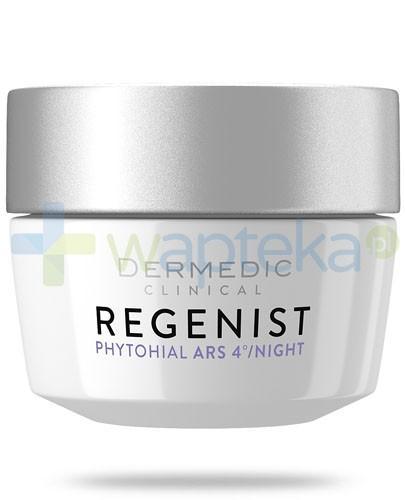 Dermedic Regenist Phytohial ARS 4° krem ujędrniająco wspomagający odnowę skóry na noc 50 g
