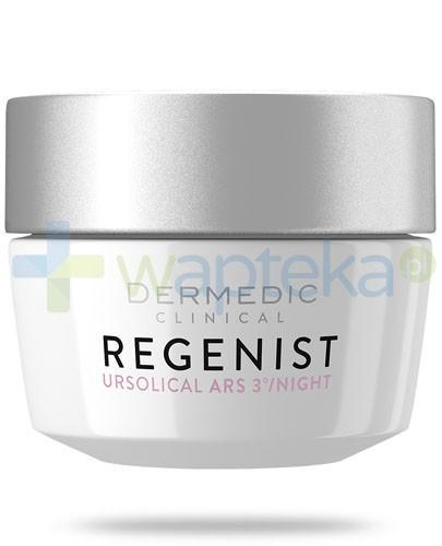 Dermedic Regenist Ursolical ARS 3° krem stymulująco regenerujący na noc 50 g