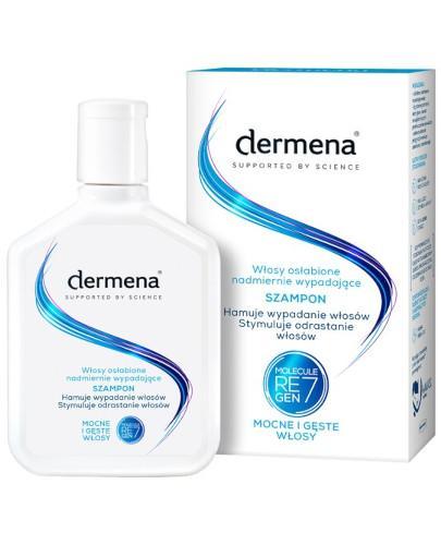 Dermena szampon do włosów osłabionych, nadmiernie wypadających 200 ml