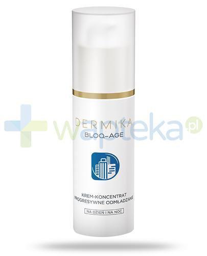 Dermika Bloq-Age krem-koncentrat na dzień, na noc 30 ml
