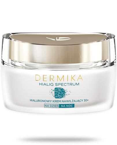 Dermika Hialiq Spectrum 30+ hialuronowy krem nawilżający na dzień i na noc 50 ml