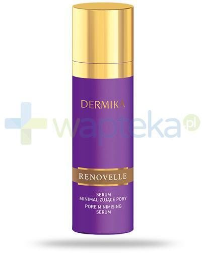 Dermika Renovelle serum minimalizujące pory cera dojrzała 30 ml