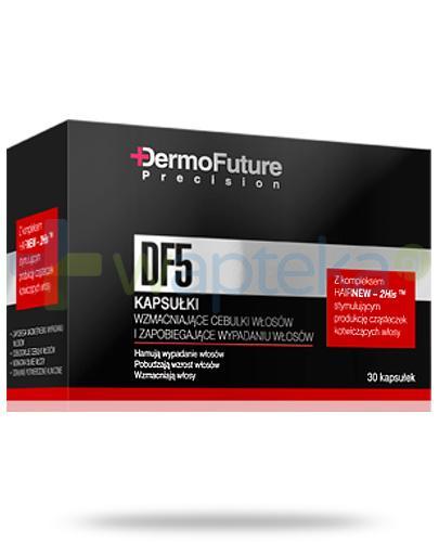 Dermo Future DF5 kapsułki zapobiegające wypadaniu włosów 30 sztuk