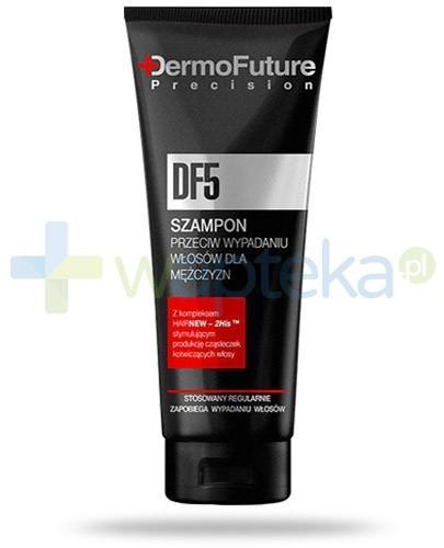 Dermo Future DF5 szampon przeciw wypadaniu włosów dla mężczyzn 200 ml
