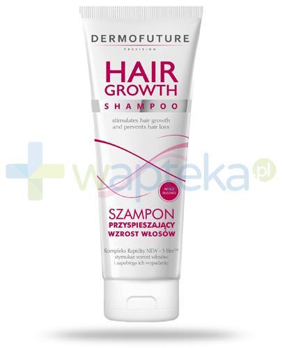Dermo Future Hair Growth szampon przyspieszający wzrost włosów i zapobiegający ich wypadaniu 200 ml [DF5 Woman]