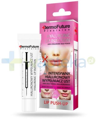 Dermo Future Hialuronowy intensywny wypełniacz ust 12 ml