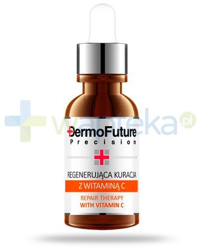 Dermo Future intensywnie regenerująca kuracja z witaminą C na noc 20 ml