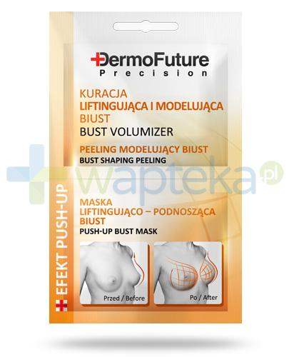 Dermo Future Kuracja liftingująca i modelująca biust w saszetce 2x 12 ml