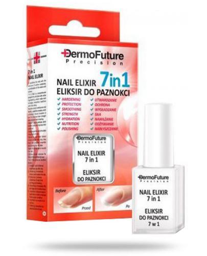 Dermo Future Nail Elixir 7in1 eliksir do paznokci 9 ml