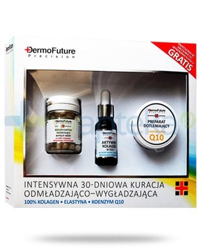 Dermo Future Intensywna 30-dniowa kuracja odmładzająco wygładzająca [ZESTAW]