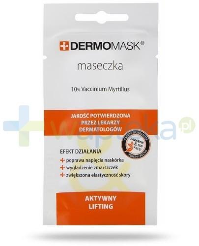DERMOMASK Maseczka aktywny lifting 10 ml