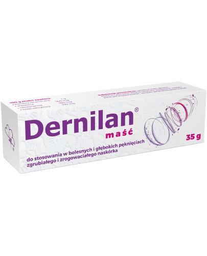Dernilan maść do pielęgnacji skóry rąk i stóp 35 g