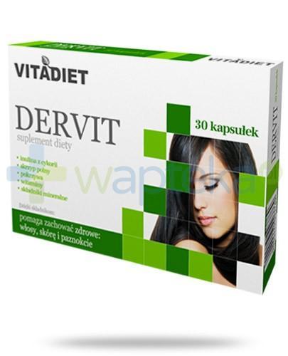 VitaDiet Dervit 30 kapsułek