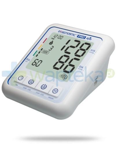 Diagnostic Pro Afib ciśnieniomierz naramienny z zasilaczem 1 sztuka