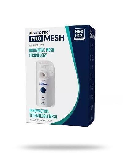 Diagnostic Pro Mesh inhalator siateczkowy 1 sztuka