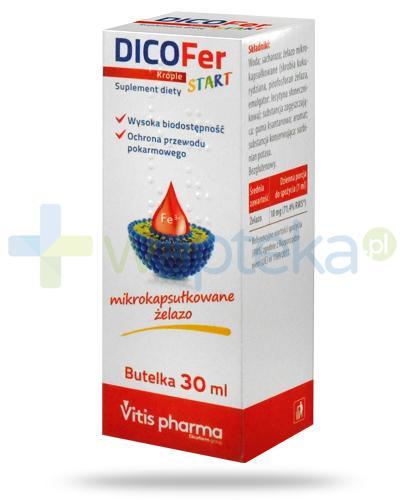 DicoFer Start krople 30 ml