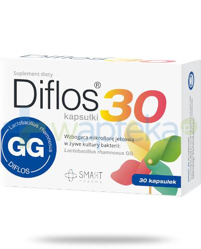 Diflos LGG 30 30 kapsułek