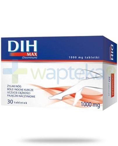 Dih Max 1000mg 30 tabletek
