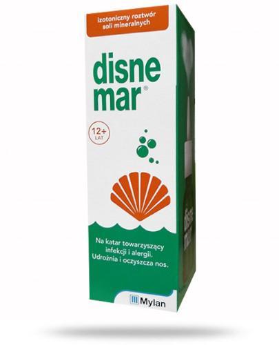 Disnemar aerozol do nosa dla dorosłych 25 ml
