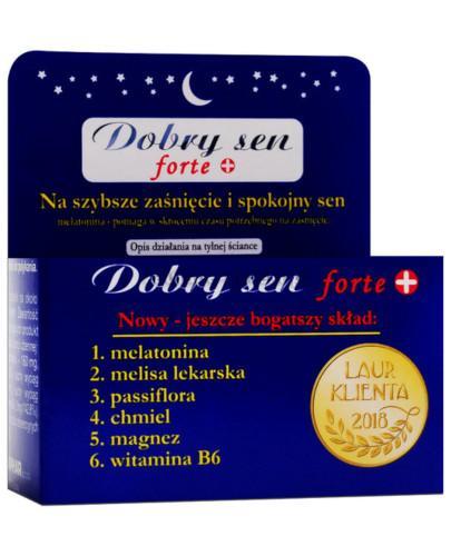 Dobry Sen Forte 30 tabletek