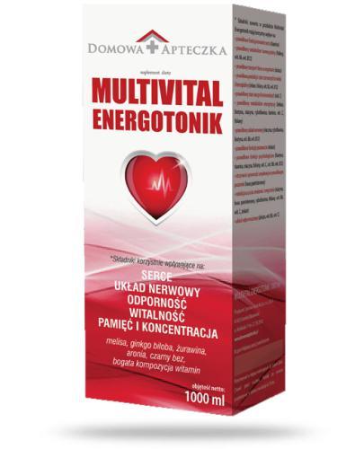 Domowa Apteczka Multivital Energotonik 1000 ml