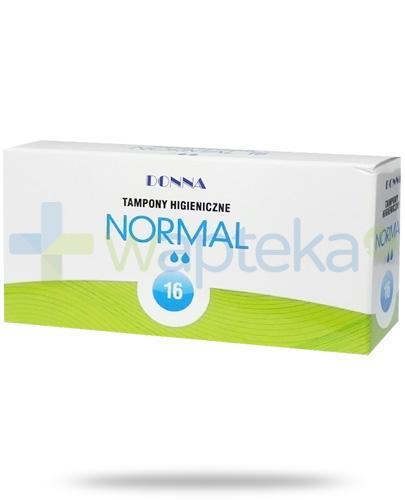 Donna Normal tampony higieniczne 16 sztuk