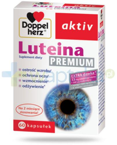 Doppelherz Aktiv Luteina Premium 60 kapsułek