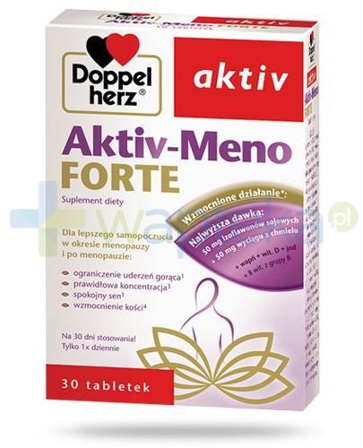 Doppelherz Aktiv Meno Forte 30 tabletek