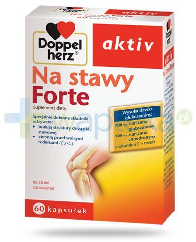 Doppelherz Aktiv Na stawy Forte 60 kapsułek