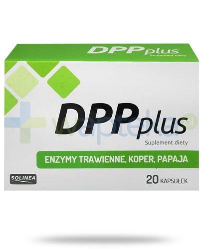 DPP Plus 20 kapsułek