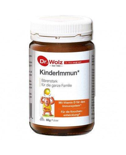 Dr. Wolz KinderImmun na wzmocnienie systemu odpornościowego 65 g