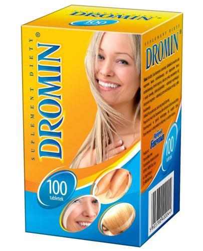 Dromin 100 tabletek