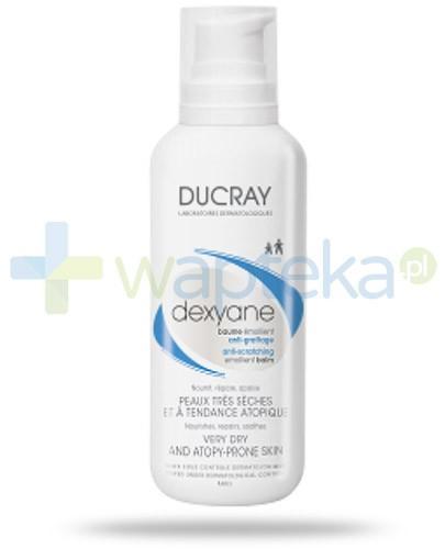Ducray Dexyane emolient balsam przeciw drapaniu skóra bardzo sucha i skłonna do atopii 400 ml