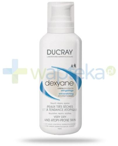 Ducray Dexyane emolient krem przeciw drapaniu skóra bardzo sucha i skłonna do atopii 400 ml