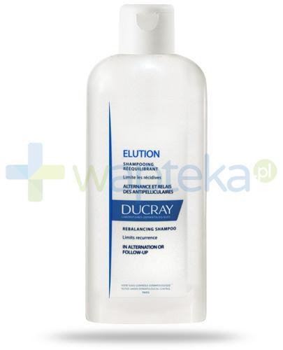 Ducray Elution szampon przywracający równowagę skórze głowy 400 ml