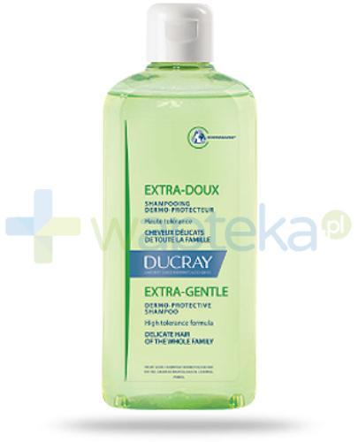 Ducray Extra Doux szampon dermatologiczny do częstego stosowania 200 ml
