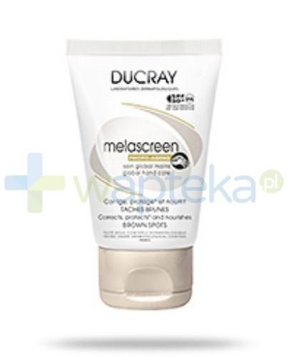 Ducray Melascreen Fotostarzenie SPF50+ krem dla ochrona dłoni 50 ml