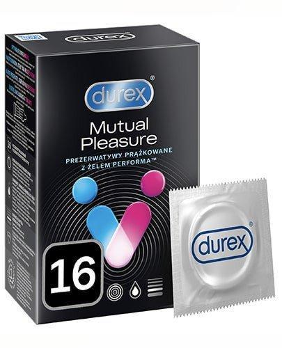 Durex Mutual Pleasure prezerwatywy 16 sztuk