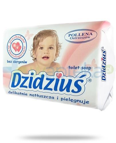 Dzidziuś mydło delikatnie natłuszczające i pielęgnujące 100 g