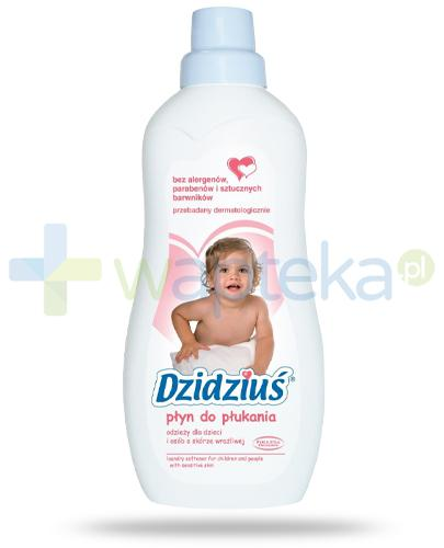 Dzidziuś płyn do płukania 750 ml