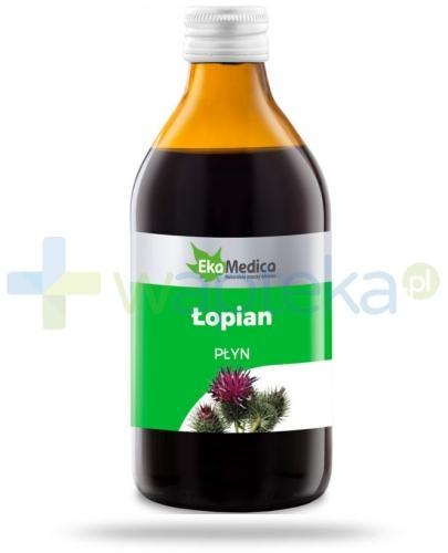 EkaMedica Łopian sok pasteryzowany 250 ml