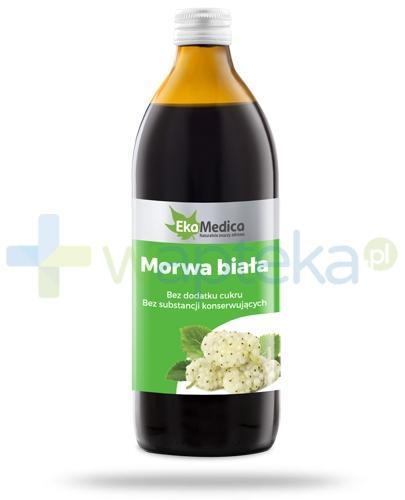 EkaMedica Morwa Biała sok pasteryzowany 500 ml
