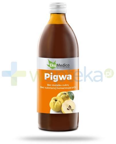 EkaMedica Pigwa sok pasteryzowany 500 ml