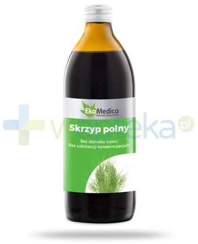 EkaMedica Skrzyp polny sok pasteryzowany 500 ml