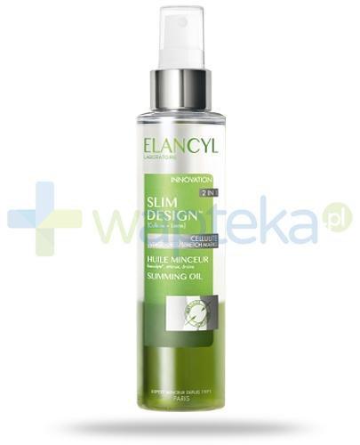 Elancyl Slim Design olejek wyszczuplający 2w1 150 ml